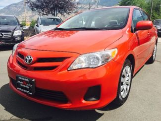 2012 Toyota COROLLA LE S 4-Speed AT LINDON, UT 1