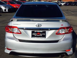 2012 Toyota Corolla S 4-Speed AT LINDON, UT 3