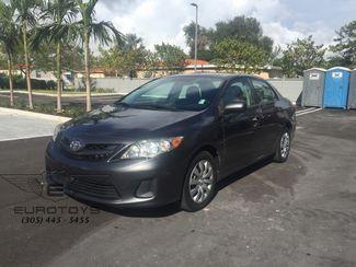 2012 Toyota Corolla in Miami FL