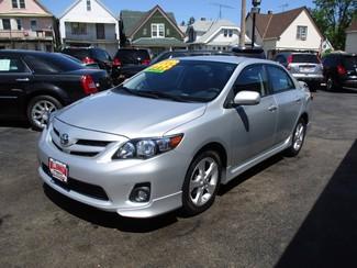 2012 Toyota Corolla S Milwaukee, Wisconsin 2