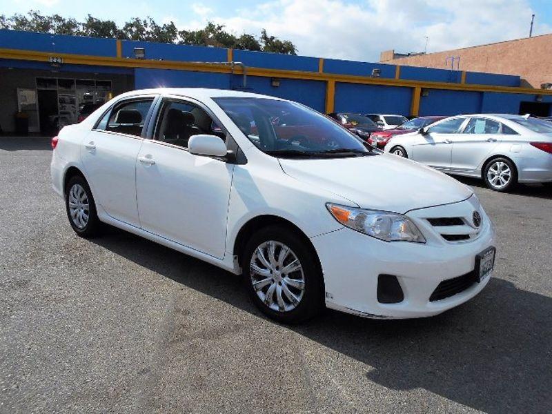 2012 Toyota Corolla LE | Santa Ana, California | Santa Ana Auto Center in Santa Ana California
