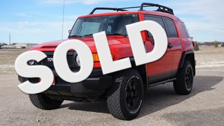 2012 Toyota FJ Cruiser in Lubbock Texas