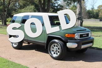 2012 Toyota FJ Cruiser Premium 4WD in Marion,, Arkansas