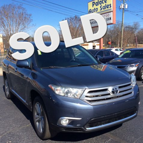 2012 Toyota Highlander Limited in Charlotte, NC
