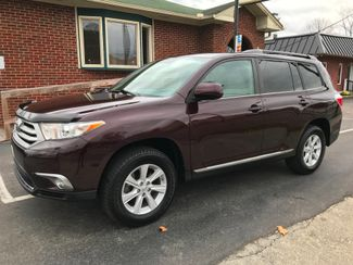 2012 Toyota Highlander SE Knoxville , Tennessee 8