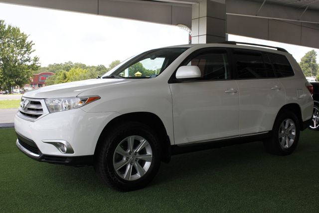 2012 Toyota Highlander SE 4WD - SUNROOF - HEATED LEATHER! Mooresville , NC 23