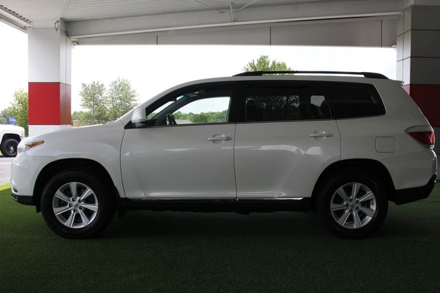 2012 Toyota Highlander SE 4WD - SUNROOF - HEATED LEATHER! Mooresville , NC 16