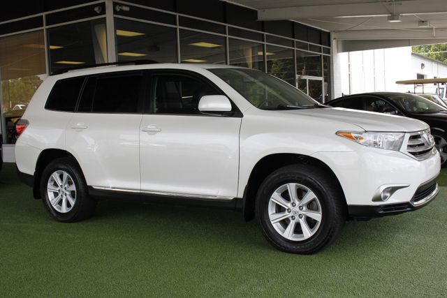 2012 Toyota Highlander SE 4WD - SUNROOF - HEATED LEATHER! Mooresville , NC 22