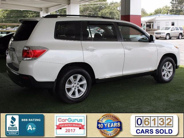 2012 Toyota Highlander SE 4WD - SUNROOF - HEATED LEATHER! Mooresville , NC 2