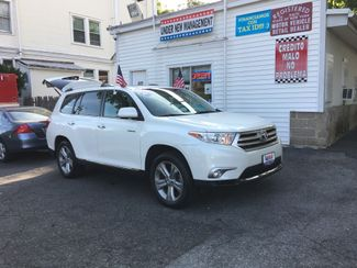 2012 Toyota Highlander Limited Portchester, New York 1