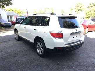 2012 Toyota Highlander Limited Portchester, New York 4