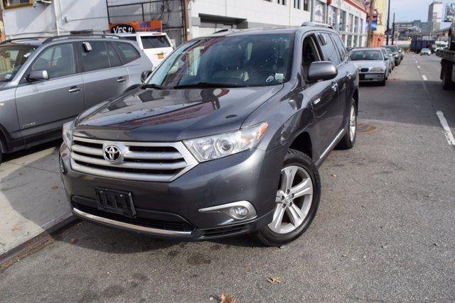 2012 Toyota Highlander Limited Richmond Hill, New York 1