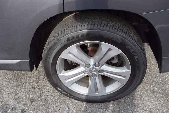2012 Toyota Highlander Limited Richmond Hill, New York 3