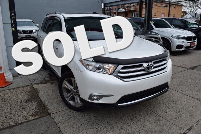 2012 Toyota Highlander Limited Richmond Hill, New York 0