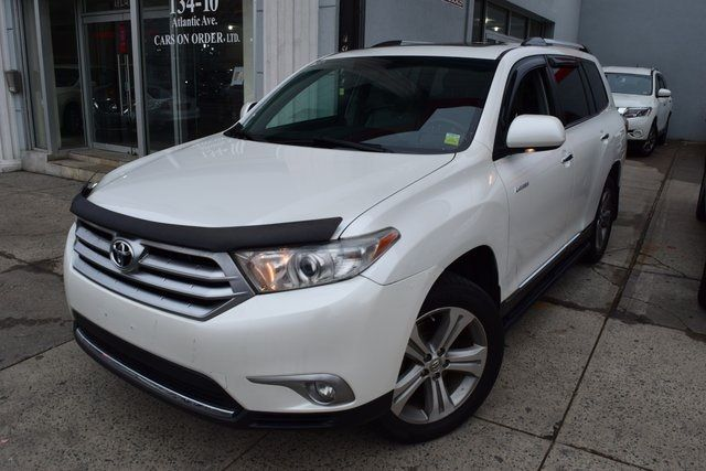 2012 Toyota Highlander Limited Richmond Hill, New York 1