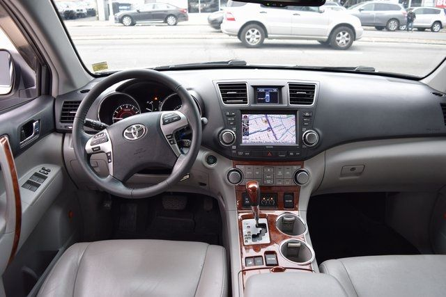 2012 Toyota Highlander Limited Richmond Hill, New York 16