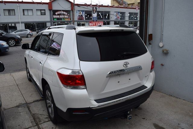 2012 Toyota Highlander Limited Richmond Hill, New York 6