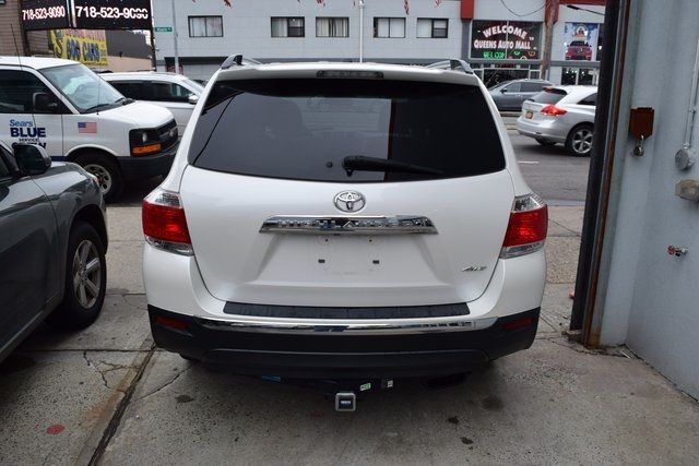 2012 Toyota Highlander Limited Richmond Hill, New York 7