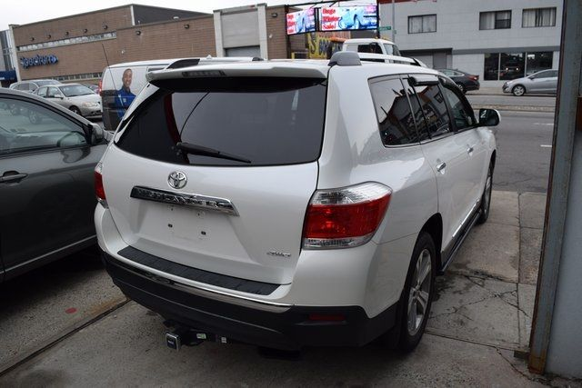 2012 Toyota Highlander Limited Richmond Hill, New York 8
