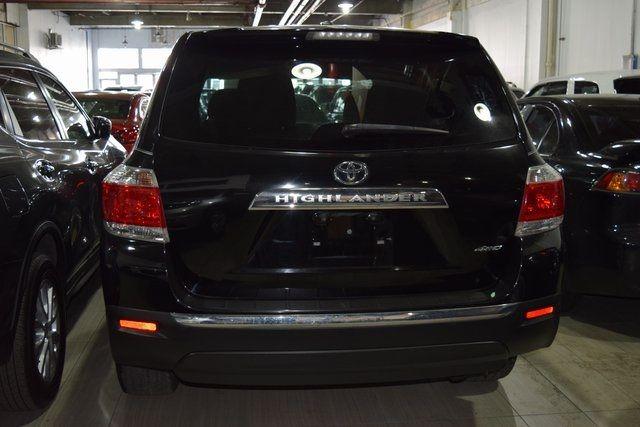 2012 Toyota Highlander Richmond Hill, New York 4