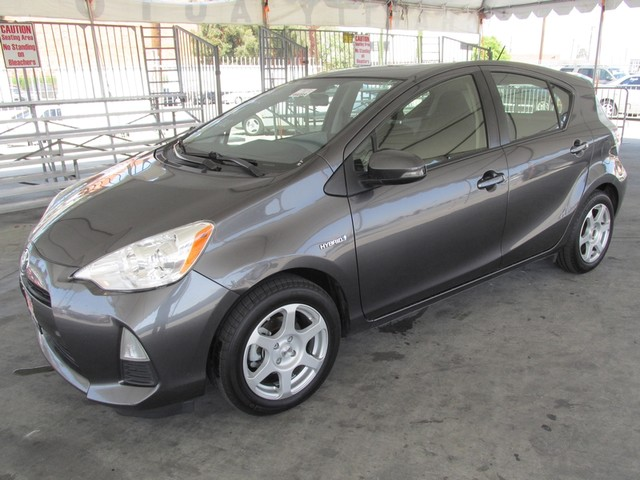 2012 Toyota Prius c One Please call or e-mail to check availability All of our vehicles are ava