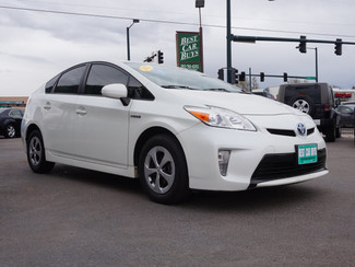 2012 Toyota Prius Two Englewood, CO 6