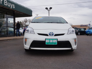 2012 Toyota Prius Two Englewood, CO 7
