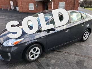 2012 Toyota Prius Base Knoxville, Tennessee