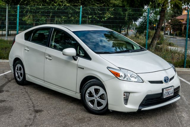 2012 Toyota Prius Five - 60K Miles - NAVI - BACK UP CAMERA - PWR STS Reseda, CA 41