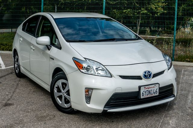 2012 Toyota Prius Five - 60K Miles - NAVI - BACK UP CAMERA - PWR STS Reseda, CA 40
