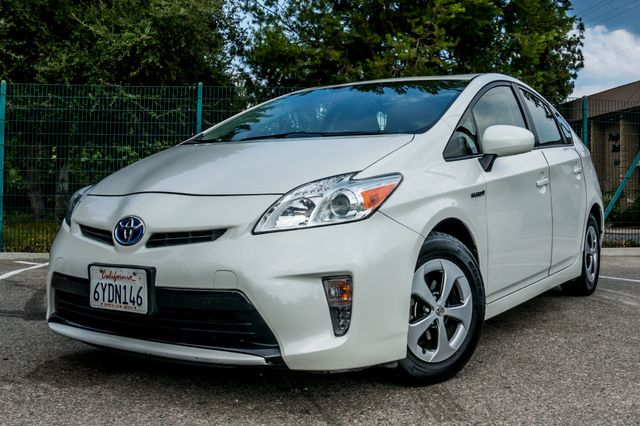 2012 Toyota Prius Five - 60K Miles - NAVI - BACK UP CAMERA - PWR STS Reseda, CA 38