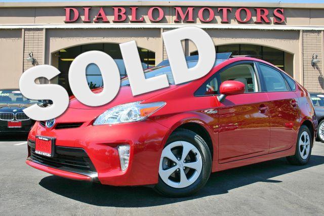 2012 Toyota Prius III Hybrid   San Ramon, California   Diablo Motors