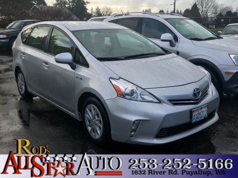 2012 Toyota Prius v Five in Puyallup, Washington
