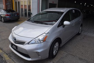 2012 Toyota Prius v 5dr Wgn Three (GS) Richmond Hill, New York