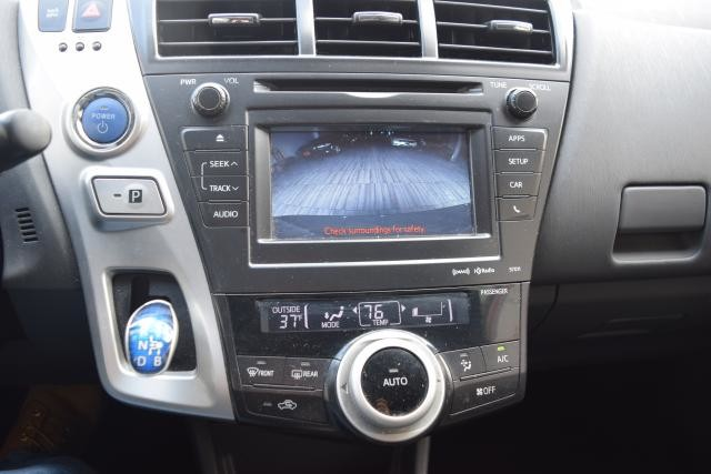 2012 Toyota Prius v 5dr Wgn Three (GS) Richmond Hill, New York 11