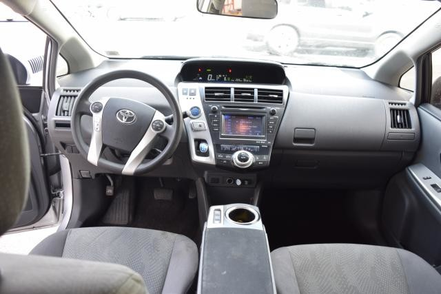 2012 Toyota Prius v 5dr Wgn Three (GS) Richmond Hill, New York 13