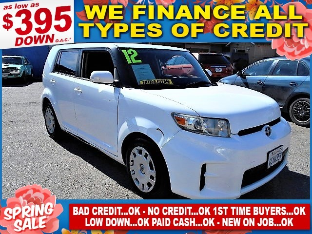 2012 TOYOTA SCION XB Limited warranty included to assure your worry-free purchase AutoCheck repor