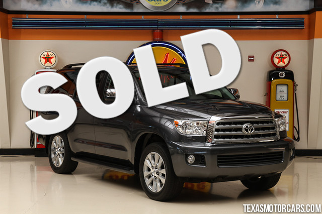 2012 Toyota Sequoia Limited This 2012 Toyota Sequoia Limited is in great shape with only 104 351