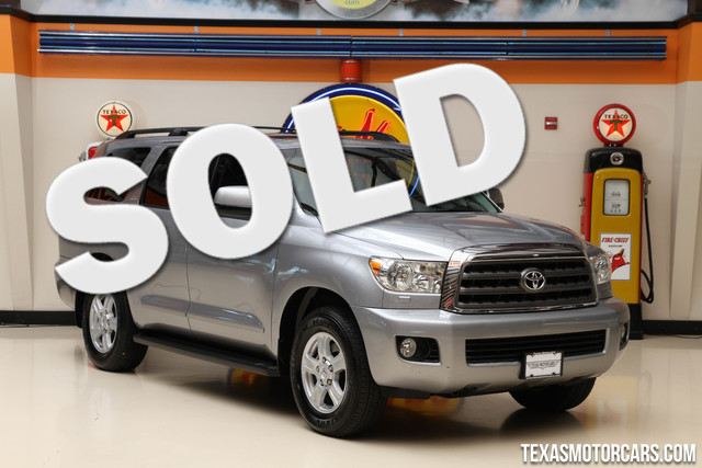 2012 Toyota Sequoia SR5 This 2012 Toyota Seqoia SR5 is in great shape with only 105 991 miles Th