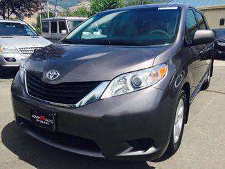 2012 Toyota SIEN LE LE FWD 8-Passenger V6 LINDON, UT 1