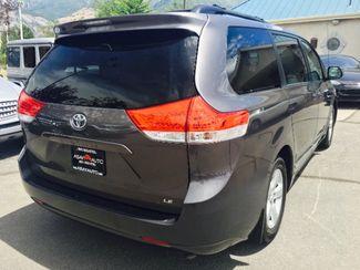 2012 Toyota SIEN LE LE FWD 8-Passenger V6 LINDON, UT 9