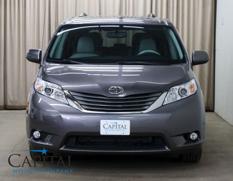2012 Toyota Sienna XLE 8-Passenger Van w/Heated Seats, Moonroof, Backup Cam and Bluetooth Audio in Eau Claire