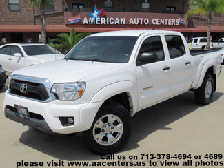 2012 Toyota Tacoma Double Cab Long Bed 4WD in Houston TX
