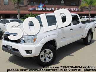 2012 Toyota Tacoma Double Cab Long Bed 4WD | Houston, TX | American Auto Centers in Houston TX