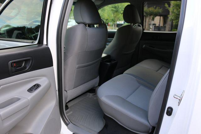 2012 Toyota Tacoma SR5 TRD SPORT 4X4 Mooresville, North Carolina 16