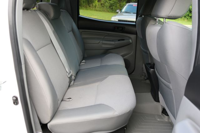 2012 Toyota Tacoma SR5 TRD SPORT 4X4 Mooresville, North Carolina 22