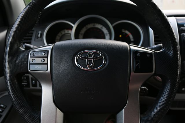 2012 Toyota Tacoma SR5 TRD SPORT 4X4 Mooresville, North Carolina 29