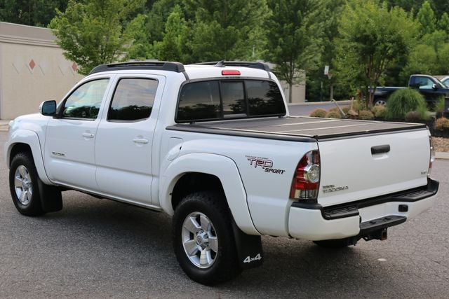 2012 Toyota Tacoma SR5 TRD SPORT 4X4 Mooresville, North Carolina 3