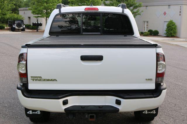 2012 Toyota Tacoma SR5 TRD SPORT 4X4 Mooresville, North Carolina 4