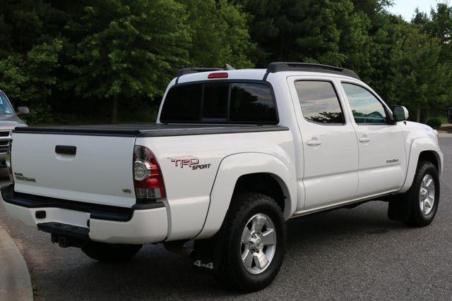 2012 Toyota Tacoma SR5 TRD SPORT 4X4 Mooresville, North Carolina 5
